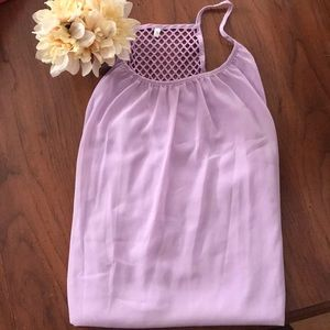 Dresses & Skirts - Lilac summer dress/cover-up